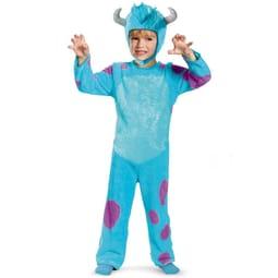 サリー 衣装、コスチューム 子供男性用 モンスターズ・ユニバーシティー モンスターズインク Monsters