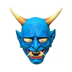 青鬼 マスク Oni Demon Blue Mask