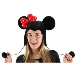 Minnie Mouse  フーディーハット 大人用